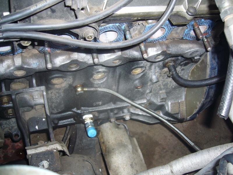 Turbocharging - R31 Skyline Club Wiki